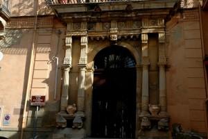 Palazzo La Via di S. Agrippina
